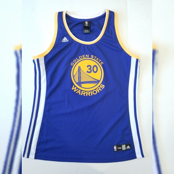 adidas Other - ADIDAS NBA Golden State Warriors Curry 30 jersey d72b03353